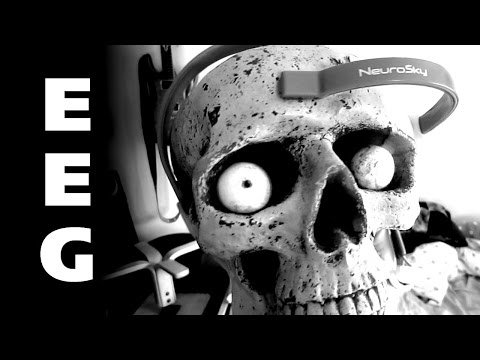 Mind-controlled Guitar Sound (brainwaves Meet VST Effects)