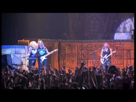 Iron Maiden Flight 666 - Run To The Hills Video