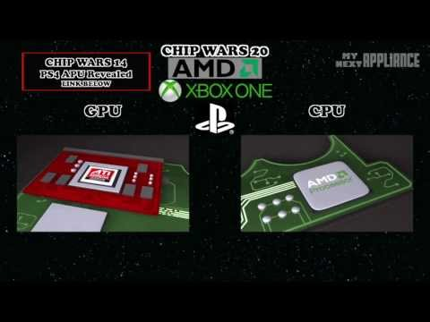 XBOX One Revealed (XBone) APU and GPU Reviewed (Pre-E3 2013) - CHIP WARS 20