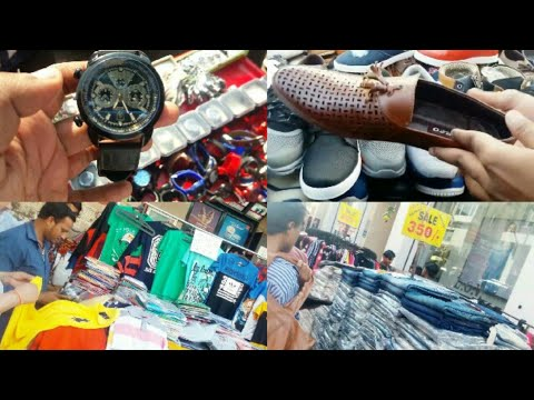 T-SHIRTS - 80 RS | JEANS - 200 | SHOES - 300 | WATCHES 100 | CLOTHES FOR GIRLS AND BOYS | KAROL BAGH thumbnail