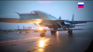 Su-34 Squadrons - Fighting ISIS For You