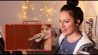 "Download Lagu VOCAL COACH REACTS to- KZ TANDINGAN 《Rolling in the Deep》""Singer 2018"" Gratis STAFABAND"