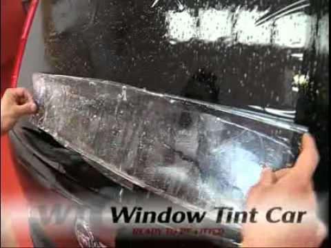 Pellicole adesive per vetri auto