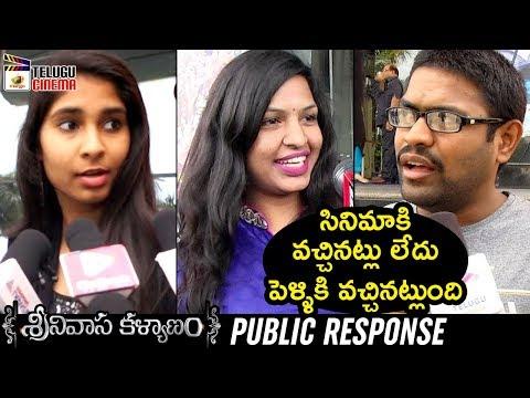 Srinivasa Kalyanam Movie PUBLIC RESPONSE | Nithiin | Raashi Khanna | Dil Raju | Mango Telugu Cinema