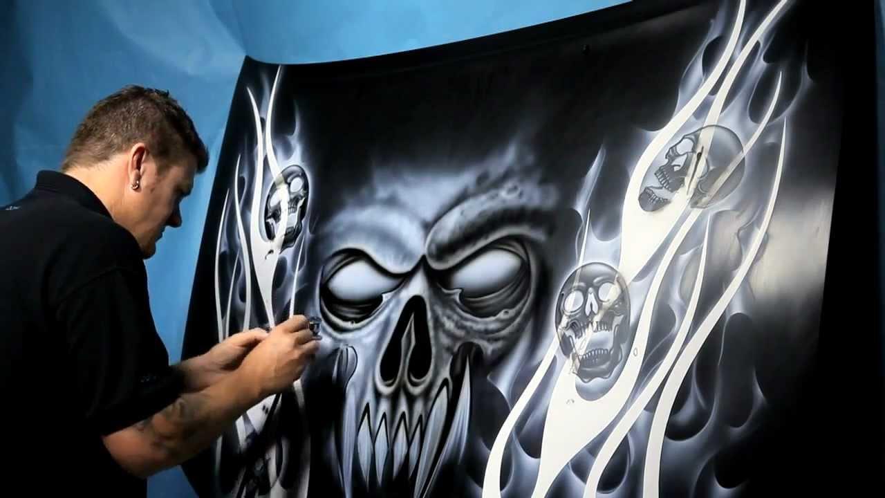 Stencil Paint Jobs