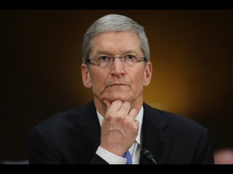 Headline: Apple chief Tim Cook defends overseas tax practices in Senate hearing