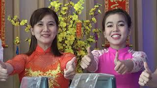 CLIP QUAY NHAP VIETRAVEL CHI NHANH SOC TRANG CHUC TET 2019