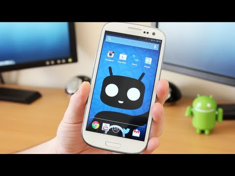 Paranoid Android Jelly Bean Rom Samsung Galaxy S3 (CM10)