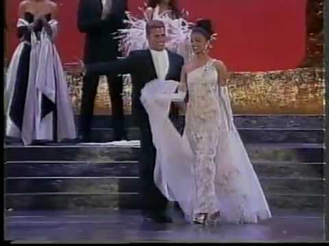 Aishwarya rai MISS WORLD 1994 Top 5 Announcement(HQ video)
