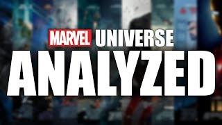 The MARVEL CINEMATIC UNIVERSE Analyzed