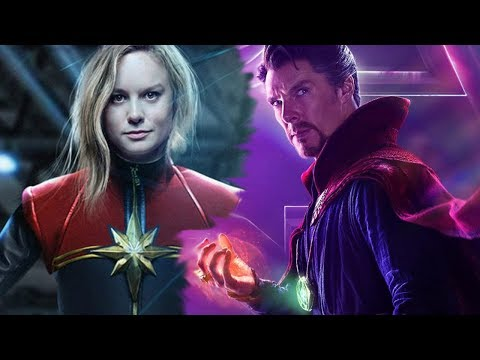 Why Doctor Strange Used The Time Stone To Bring Captain Marvel Into Avengers 4 en streaming