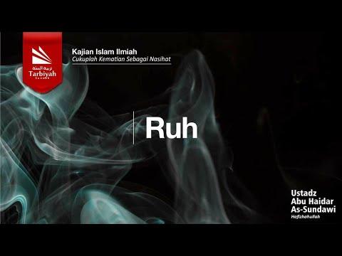 Kajian Ilmiah Tematik Series; CUKUPLAH KEMATIAN SEBAGAI NASIHAT | Ustadz Abu Haidar As Sundawy