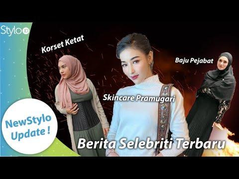 Download  Berita Selebriti Terbaru: Mulan Jameela Jadi Anggota DPR Hingga Perawatan Wajah Siwi Sidi | Stylo.ID Gratis, download lagu terbaru