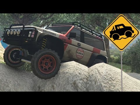 GTA 5 - Off-Road Capability - Annis Hellion (Nissan Patrol)