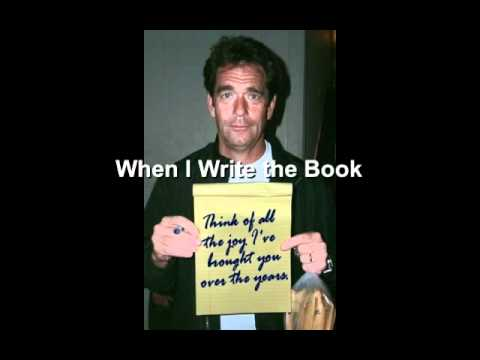 Huey Lewis The News - When I Write The Book