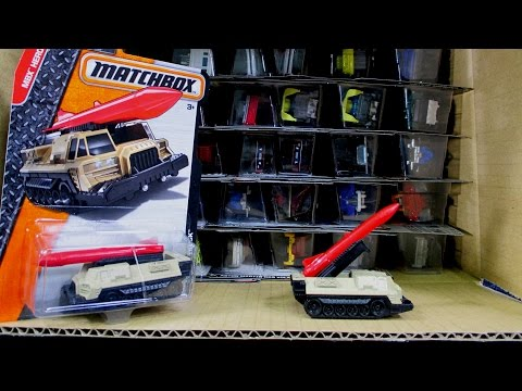 2015 M WW Matchbox Factory Sealed Case Unboxing Video by Race Grooves