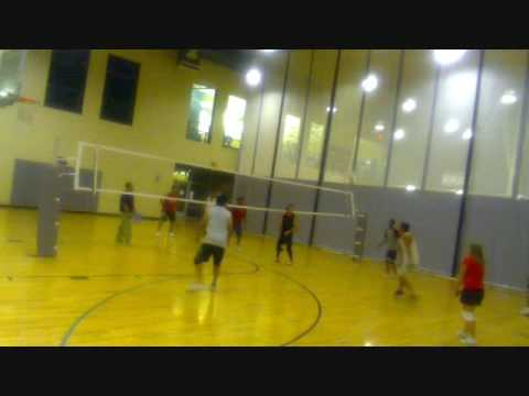 Volleyball in Apache Junction, AZ 6.25.09 Part 1-3