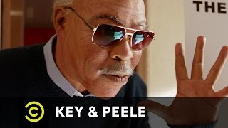 Key & Peele - Stan Lee's Superhero Pitch