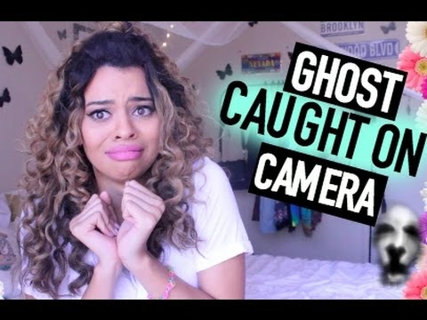 GHOST CAUGHT ON CAMERA ! #ASKNESSA