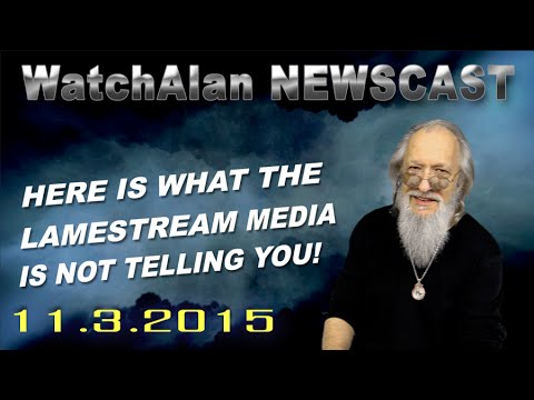 Alan's Real News | November 3, 2015