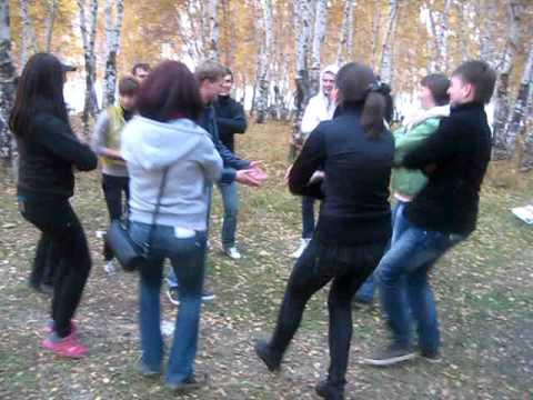 Игры на природе в Иркутске