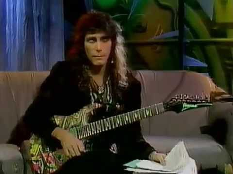 Steve Vai - Headbangers Ball 1990