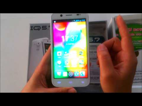Review IQ5.7 +ซิมเติมเงิน 3GX HD
