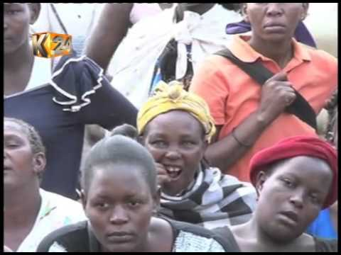 Ongoing heavy rains displace more than a thousand in Kware slums in Kajiado