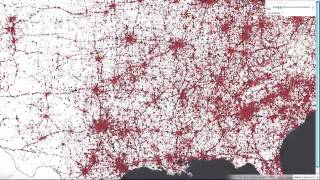 Google I/O 2012 - Spatial Data Visualization