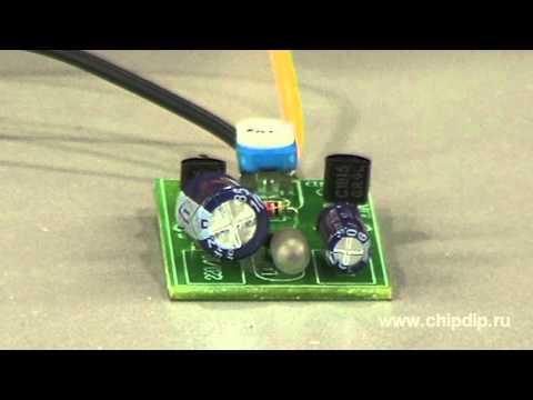 видео как работает светлячок для рыбалки