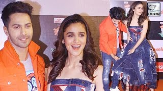Varun Dhawan Makes FUN Of Alia Bhatt