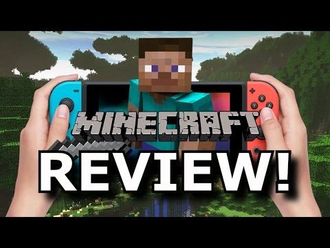 Minecraft: Nintendo Switch Edition Review! Best Version Yet?