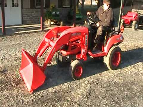 Kubota Bx1850 How To Save Money And Do It Yourself