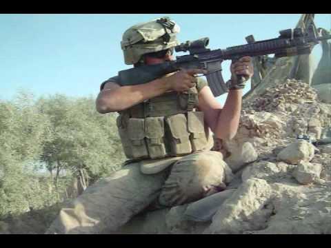 1/6 Marines in Garmsir Helmand Afghanistan