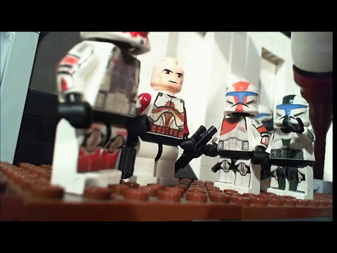 Lego Star Wars The Clone Wars: The Battle Of Naboo 2 - Delta Squad