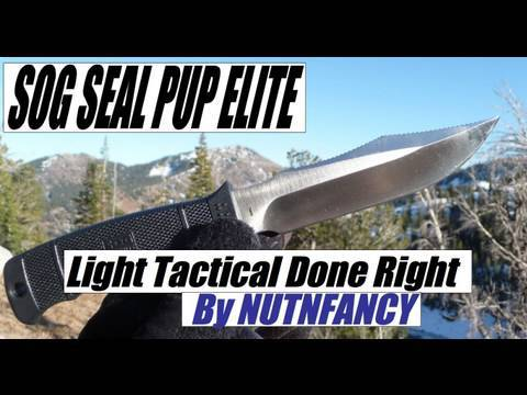 SOG SEAL Pup Elite: