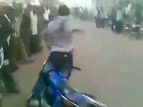 This Is Called Real Biker video