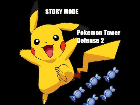 Pokemon Tower Defense 2 Story Mode Walkthrough Part 17: Back To The Past