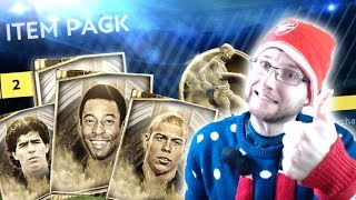 We Pulled an Icon in FIFA Mobile 19! Ronaldo, Pele, and Maradona Icon Pack Opening!