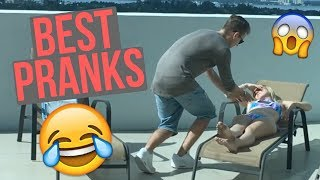 Bibi & Julian BEST PRANKS #4 😂
