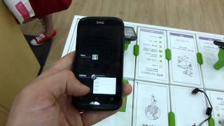 HTC Desire V im Hands On [DE]