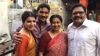 Real and reel family of Dhh | VIP 2 Shootin| Tamil Cinema News