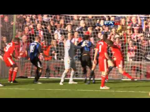 Liverpool 2-1 Stoke - Official goals and highlights | FA Cup Sixth Round 18/03/12
