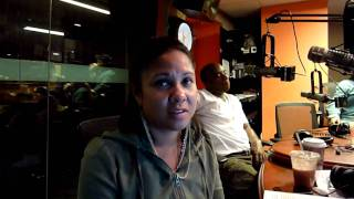 *NEW* Angela Yee Interview