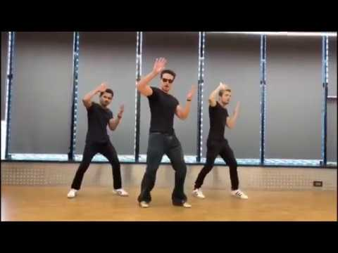 Tiger Shroff Tribute to Hrithik Roshan Ek Pal Ka Jeena Song Dance