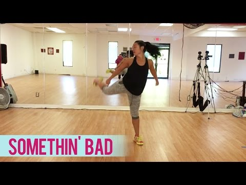 Miranda Lambert - Somethin' Bad Ft. Carrie Underwood (Dance Fitness With Jessica)