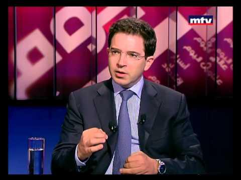 Beirut Al Yawm - Alexandre Najjar 07/09/2015