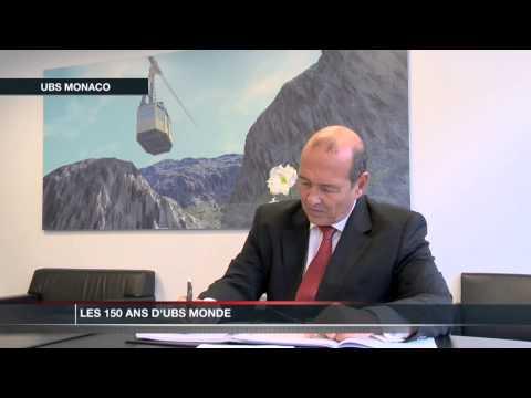 Interview d'Urs Minder, directeur général d'UBS Monaco