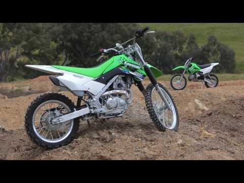 MXTV Bike Review - 2014 Kawasaki KLX140L
