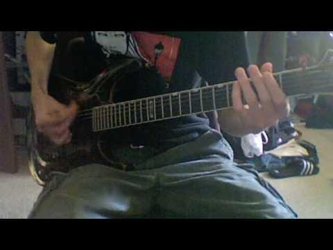 Gojira - Oroborus Guitar Cover